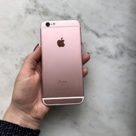 IPhone 6s rose 64 гб